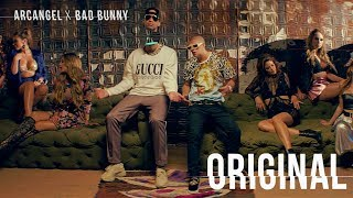 Arcangel ➕ Bad Bunny - Original [...