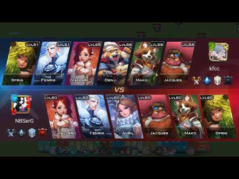 Art Of Conquest: PvP Arena Morning