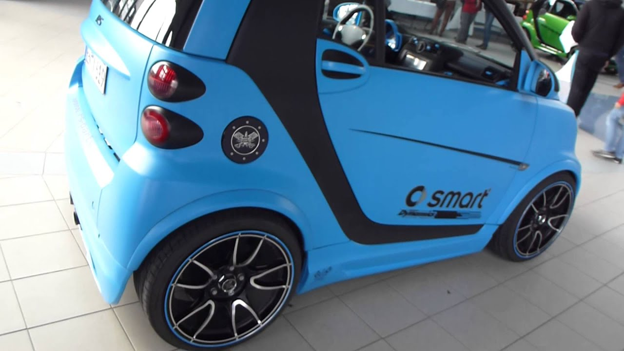 smart fortwo coupe by rs parts 130 hp see also playlist. Black Bedroom Furniture Sets. Home Design Ideas
