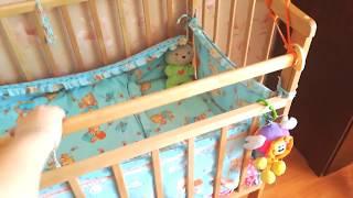 Детские кроватки,коляски.На что обратить внимание!ОПАСНЫЕ КРОВАТИ!