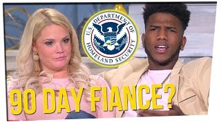 Man Bribed ICE Officer to Deport Wife || 90 Day Fiance is the Best (ft. Josh Leyva)