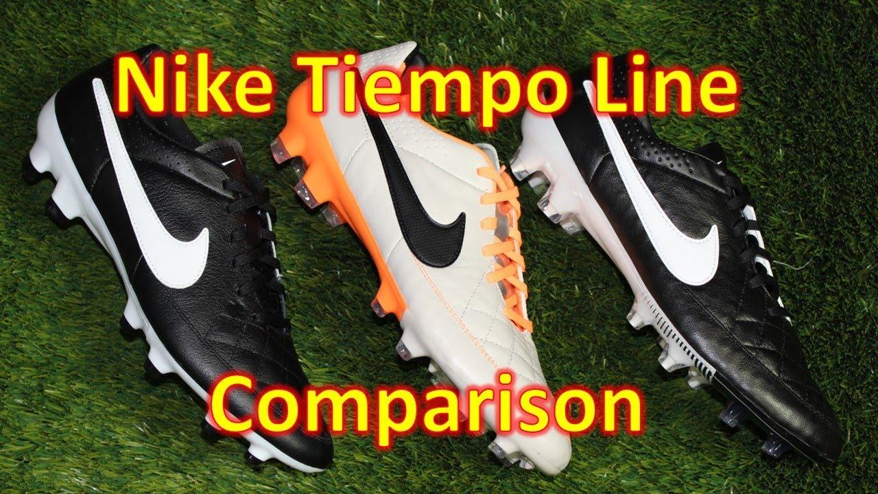 8b7576674fab5 ... promo code nike tiempo line comparison legend 5 vs legacy vs genio  youtube 8e431 ae162