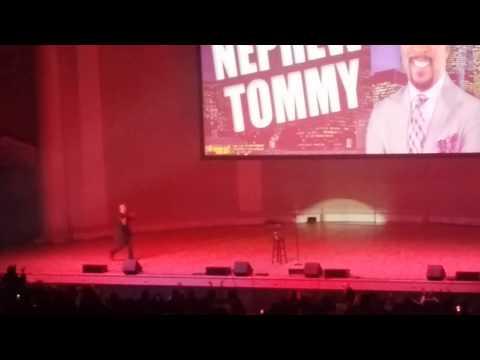 Nephew Tommy I got people insode my head