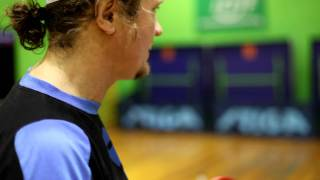 Table Tennis - игра против пупырей
