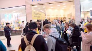 intu Eldon Square student shopping night 2016