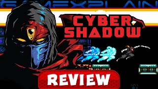 Cyber Shadow - REVIEW (Nintendo Switch) (Video Game Video Review)