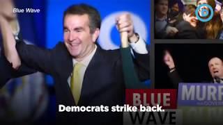 Historic Victories for Democrats