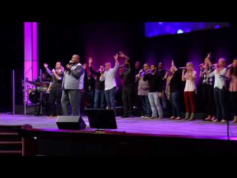 Move in This Place - Singing with Joy & Alvin Slaughter at CFC