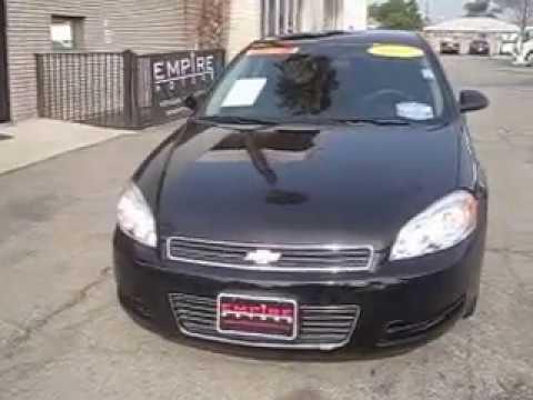 2011 Chevy Impala At Empire Motors Montclair Pomona Chino