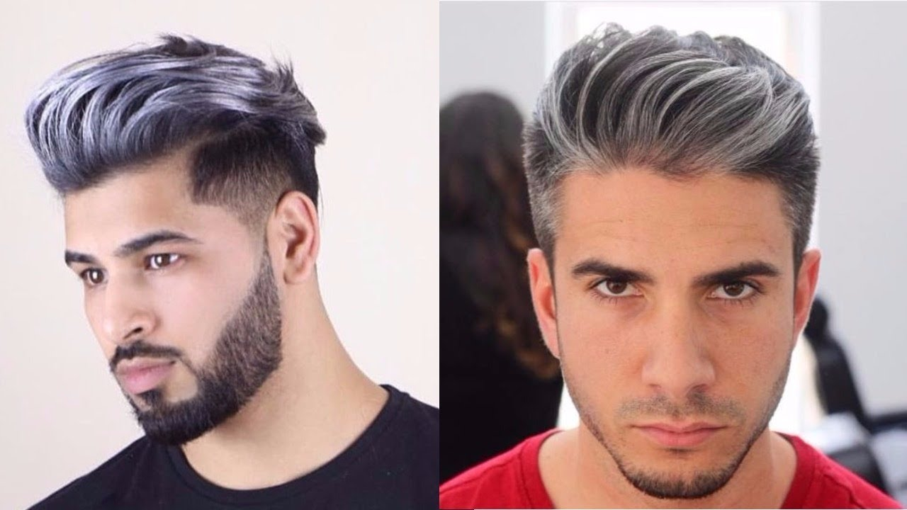 top 10 most popular haircuts for men 2017-2018 | 10 best hairstyles for men 2018-2019