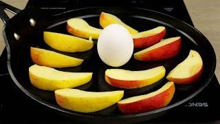 Нужно всего 2 яблока и 1 яйцо Бесподобный ТОРТ без духовки Пальчики оближешь