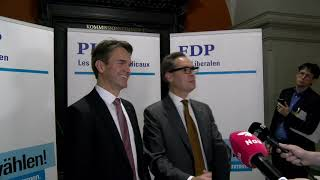 BRW18: Point de Presse zu den CVP-Kandidatinnen
