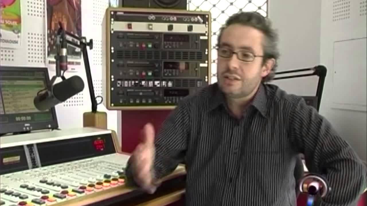 Qu'est ce qu'un Animateur Radio?