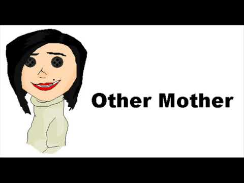Coraline S Other Mother Drawing Youtube