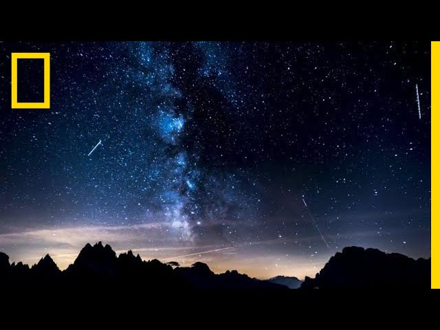 Meteor Showers 101   National Geographic