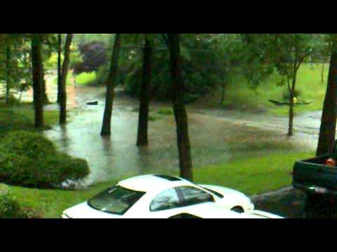 Dawes Lane Flood 6-21-11