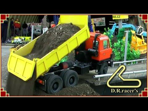 RC Models at TruckFest08 - part 2