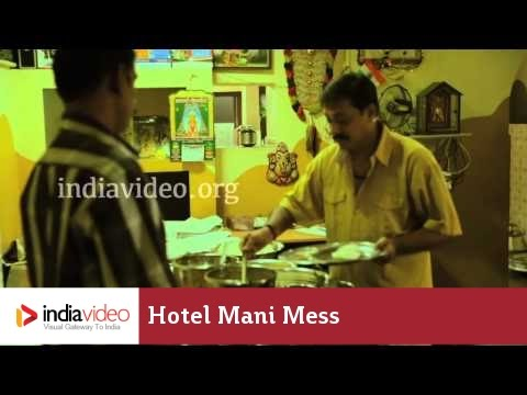 The vegetarians have a heaven: Hotel Mani Mess Thiruvananthapuram