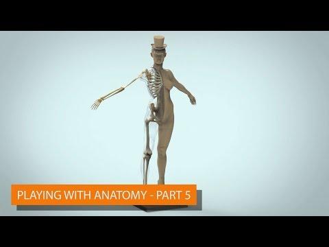 John Mahoney: Playing with Anatomy - Part 5