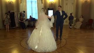 Видеоролик. Постановка свадебного танца