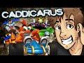 Crash Team F***ING Racing - Caddicarus