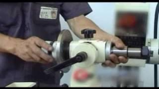 TM-6025Q - Universal Tool & Cutter Grinder (240V) G198
