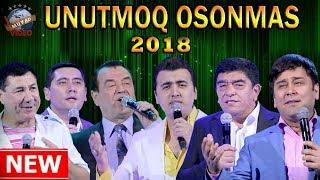 UNUTMOQ OSONMAS (Gala konsert 2018 new) Xotira kechasi