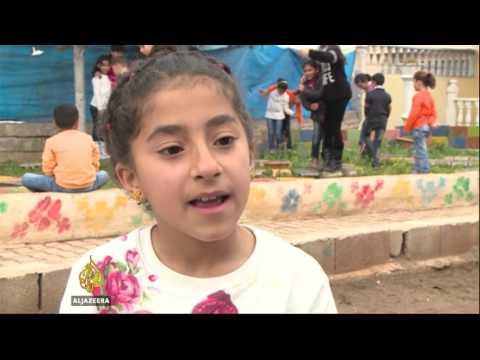 Syria's orphans still haunted by trauma
