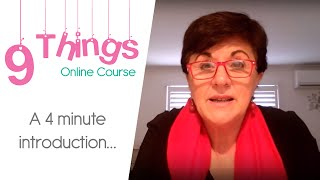 Repeat youtube video 9 Things Online Course trailer