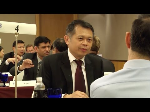 CIO Leaders Summit Singapore 2013 Sponsor Testimonial Video