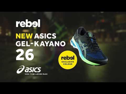 rebel asics kayano