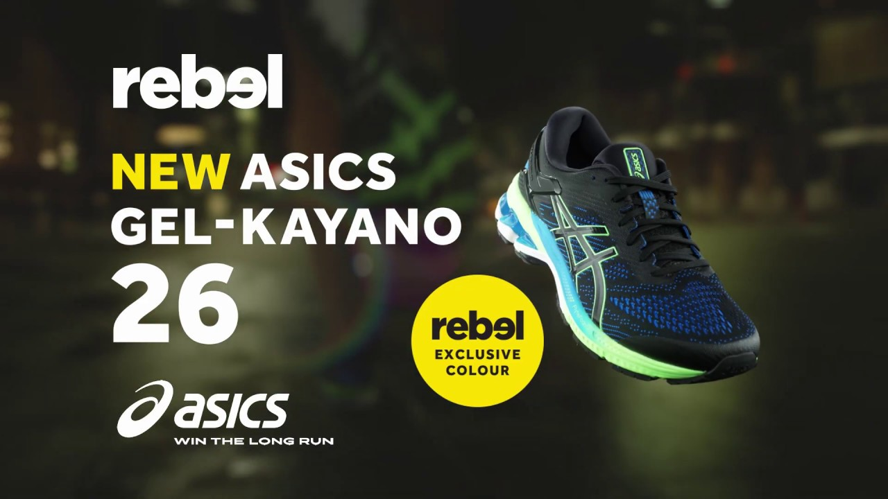 rebel gel kayano