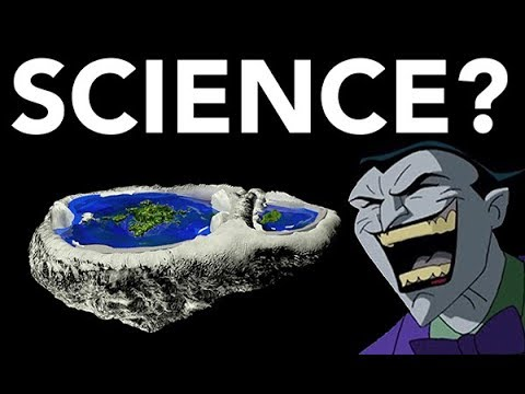 """FINALLY!!! """"SCIENTISTS"""" """"PROVE"""" FLAT-EARTH MOVEMENT IS DESPERATE!!!"""