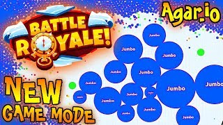 *NEW* Agar.io Battle Royale GAME MODE !!