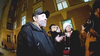 Смотреть видео Депутат Борис Вишневский возле после акции 28.01 онлайн