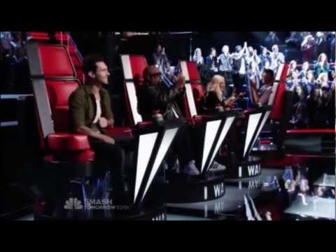 Juliet Simms - Oh! Darling - The Voice Blind Auditions