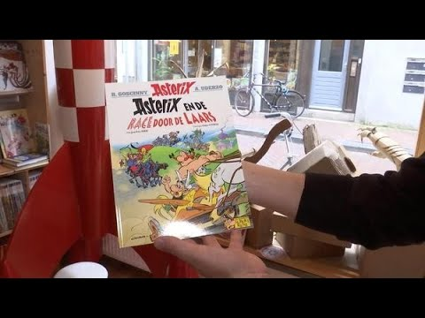 Dit is de nieuwe Asterix from YouTube · Duration:  1 minutes 41 seconds