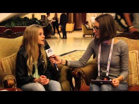 ESCKAZ live in Malta: Interview with Julia Kedhammar (Sweden)