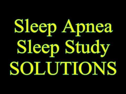 Sleep Apnea and Sleep Study for truck Drivers