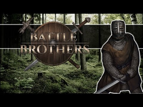 Battle Brothers Gameplay - Wolfing Down - Part 7 Let's Play Battle Brothers