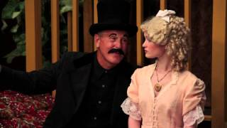 Cast Theatrical Melodrama Trailer