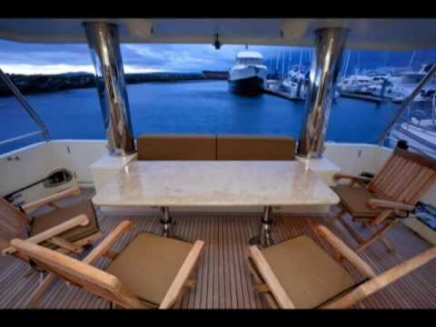 Capt Oz - C-Images Photography - 80' Grand Alaskan Yacht For Sale