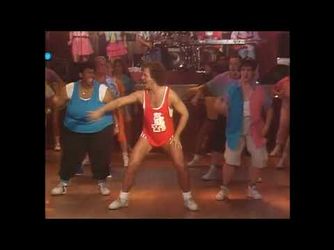 Richard Simmons: Warm Up