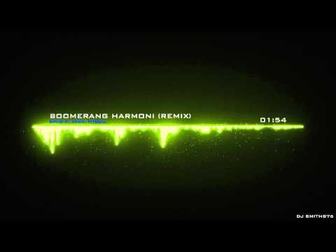 David P., Akon, Pitbull - Boomerang Harmoni- Remix ( DJ Smith76)