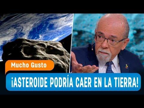 NASA Advierte Que Asteroide Podría Chocar Con La Tierra - Mucho Gusto 2019