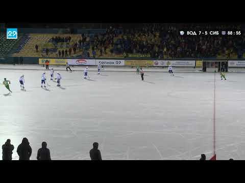 Водник - Сибсельмаш  21.02.2020