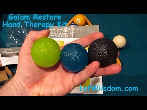 how to use thera-band flexbar hand exerciser