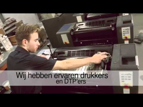 Drukkerij Bout Huizen : Drukkerij huizen drukkerij j bout zn youtube