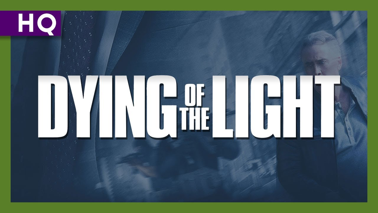 Dying of the Light (2014) Trailer