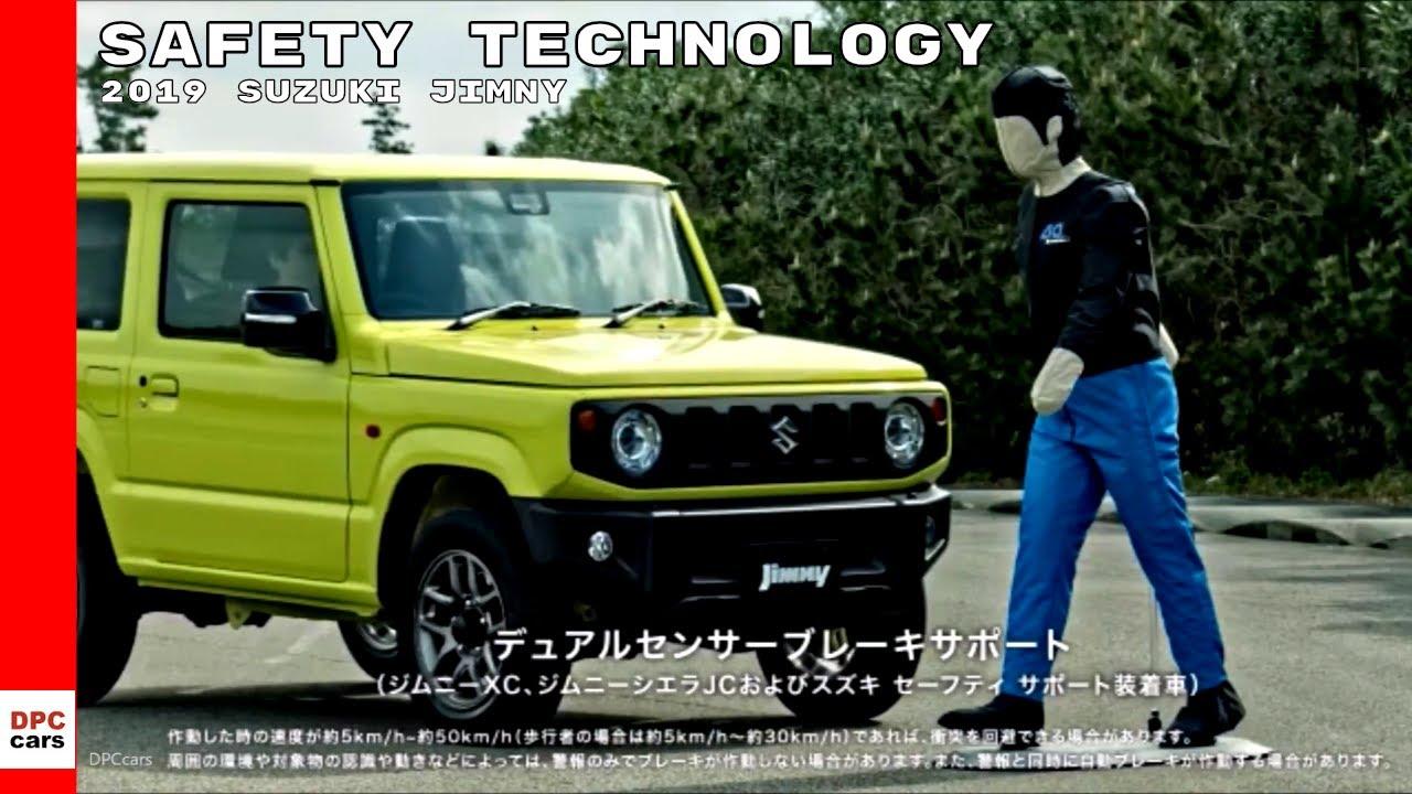 Suzuki Jimny Safety Rating